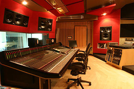 Brilliant Richard Cleaver Types Of Recording Studios Largest Home Design Picture Inspirations Pitcheantrous