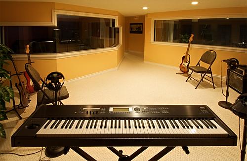 Talent Room
