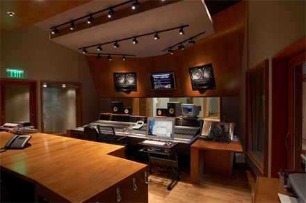 Small Recording Studio Design Ideas - Decorating Zen