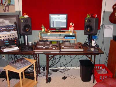 Types of Recording Studios