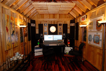 the shed of your dreams richard cleaver ForGarden Shed Music Studio