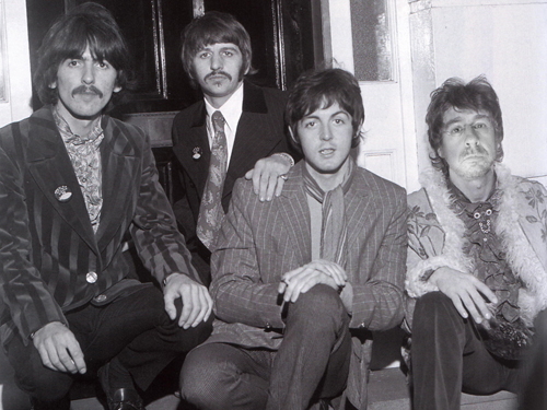 Beatles and me