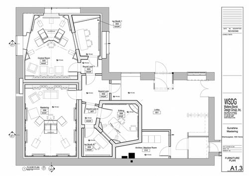 Art studio business plan pdf essay writer for Music studio floor plans