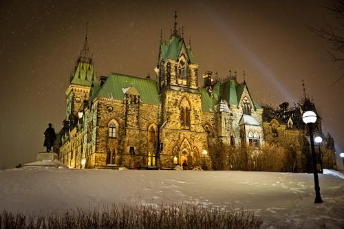 Post image for Ottawa At Night
