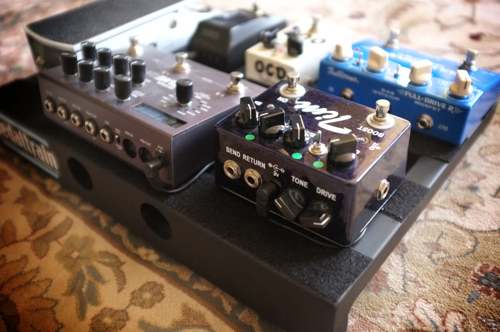 Post image for Pedalboard Weight Loss