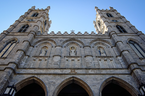 Post image for Notre-Dame Basilica