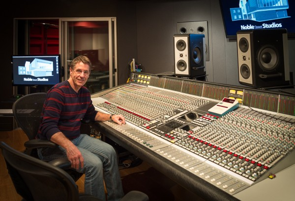 Noble Street Studio B