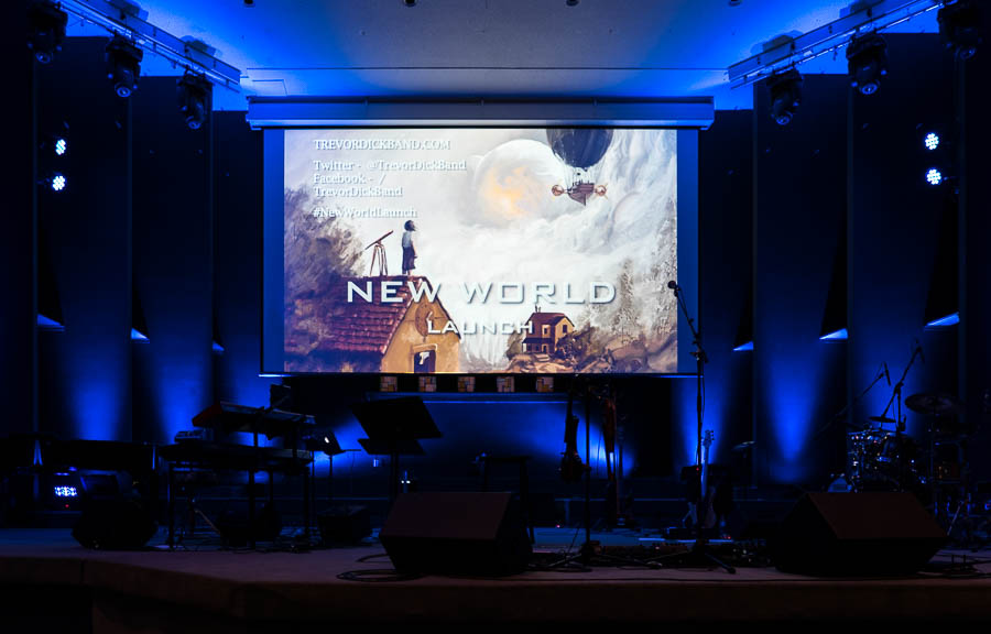 New World Launch