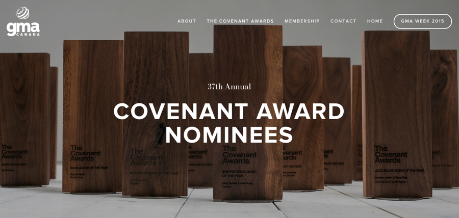 CovenantAward