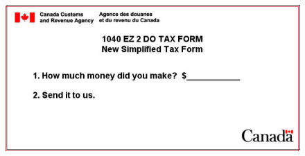 New Tax Form
