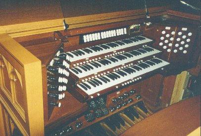 Church Console