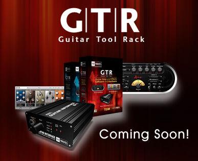 Guitar Tool Rack