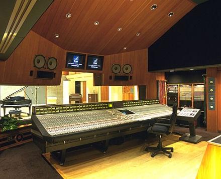 Henson Recording Studio