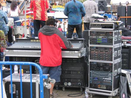 Pier 39 Sound Guy
