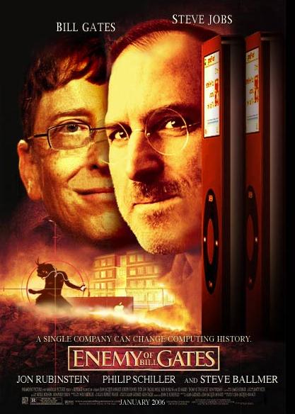 Enemy of Bill Gates