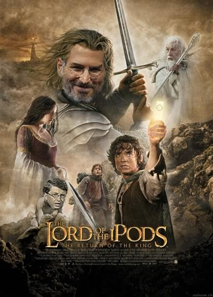 Lord of the iPods