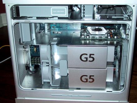 My Apple G5