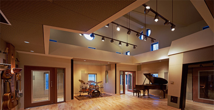 BiCoastal Recording Room