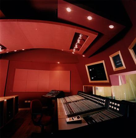 Circo Beat Control Room