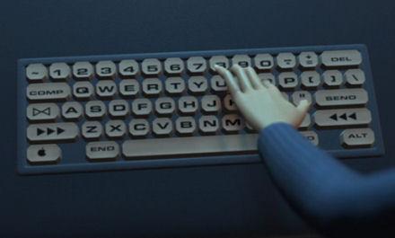 Incredibles keyboard