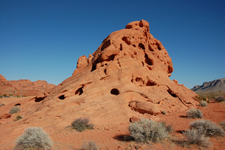Valley of Fire Rock