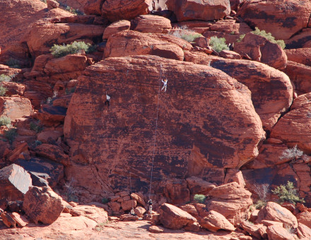 Red Rock Climbers