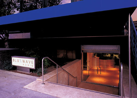BluWave Entrance