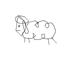 Sheep number 4432