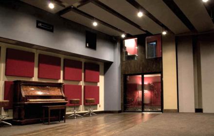 DNA Talent Room