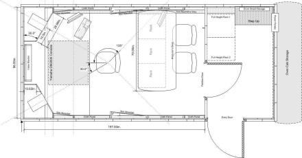 Clicktrack Floorplan