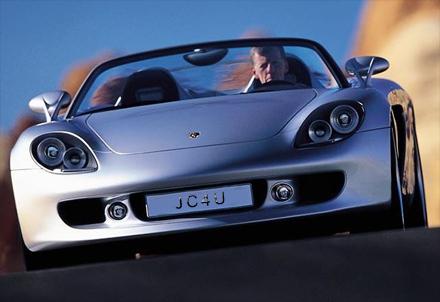 Sven's Porsche