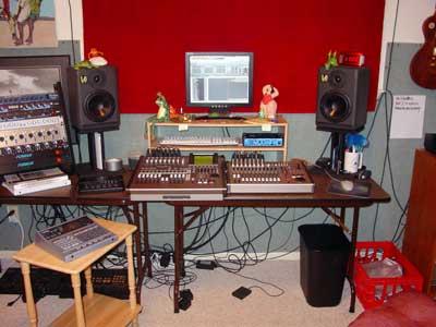 Some home studio