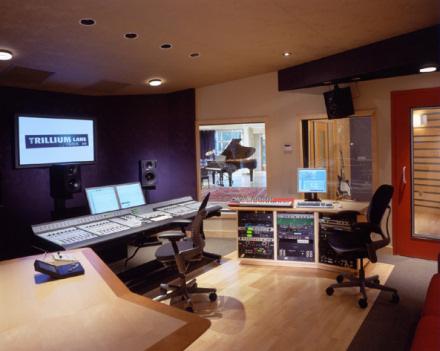 Trillium Lane Control Room