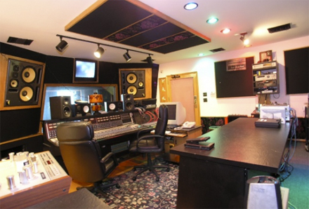 Vai's Control Room