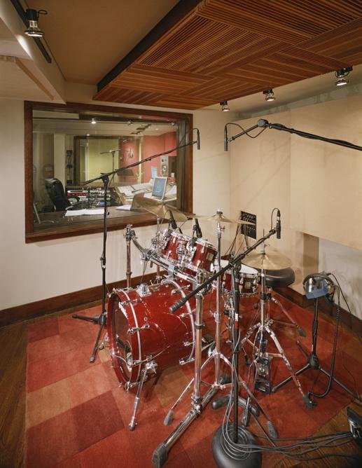 Yellow Sound Lab Talent Room