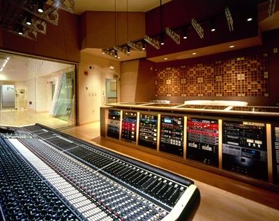 4SMP Control Room