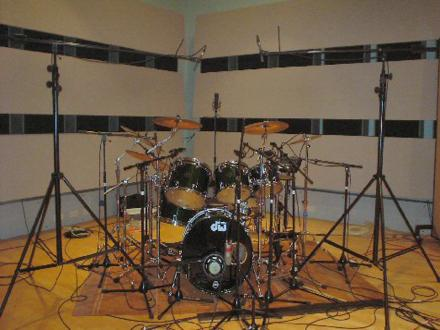 Sphere Studios Drumkit