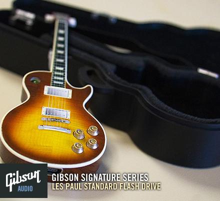 Gibson Flash Drive