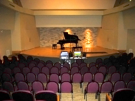 Recital Hall 1