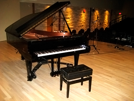 Recital Hall 3