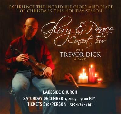 Trevors Concert Promo