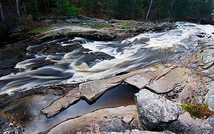 Rosseau Falls 2