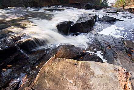 Rosseau Falls 3