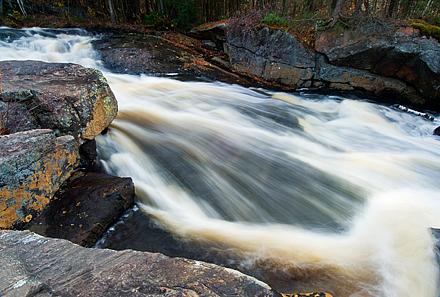 Rosseau Falls 1
