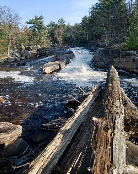 Rosseau Falls 4