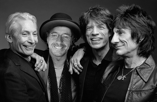 Rolling stones and me