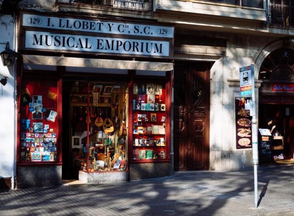 Llobet Y Cia Musical Emporium