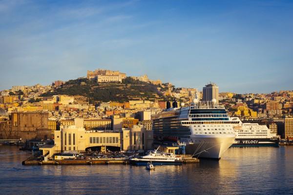 Port at Naples