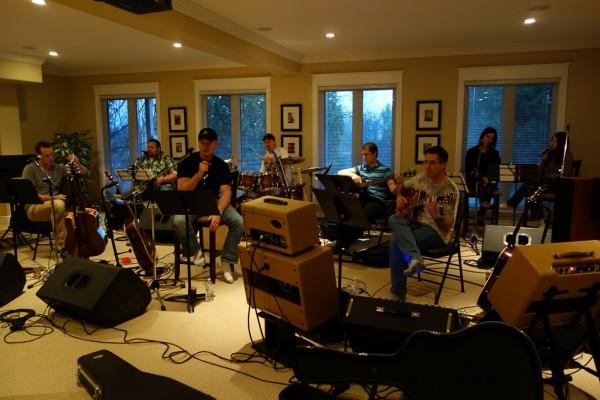 Celebrate Christmas Rehearsal