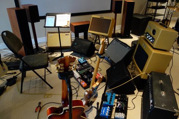 Guitar Workstation